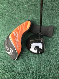 Callaway FT-5 10 Degree Loft 460cc Head Draw Bias Golf Driver, Regular Flex