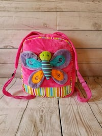 Pink butterfly backpack  Frederick, 21702