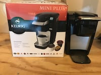 black and gray Keurig coffeemaker box Chantilly, 20152