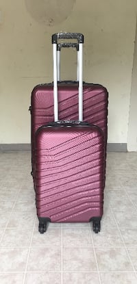 New 2 pcs carry-on luggage set Toronto