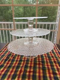 Stackable serving platters Wappingers Falls, 12590