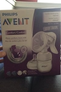 Brand new in box breast pump  Edmonton, T6J 3A2