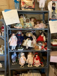 PORCELAIN DOLLS Inver Grove Heights, 55076