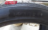 Set of 4 Pirelli P Zero Rosso 295/35 ZR21 Tires From Cayenne GTS Max Summer Perf. ASHBURN