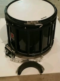 black and white Premier bass drum Barrie, L4N 8L2