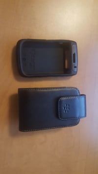 Blackberry Bold 9700 OTTERBOX commuter and Blackberry Holster NEW AUTHENTIC Toronto