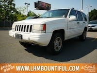 1998 Jeep Grand Cherokee Limited West Bountiful
