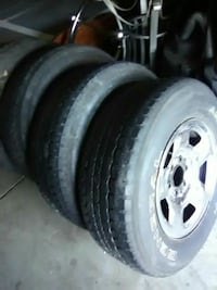 Tires 17's and rims Commerce City, 80022