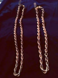 silver-colored chain necklace Elyria, 44035