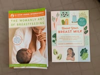 Breastfeeding Books - Location in listing Sacramento, 95831