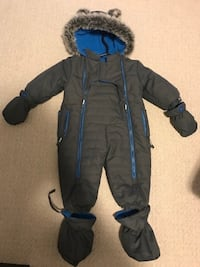 Boys 6-12 Month Snow Suite-Brand New Condition Ottawa, K4A 0R3