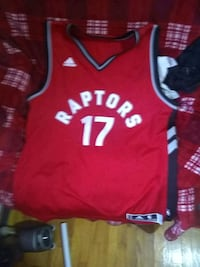 red and white Adidas NBA jersey Hamilton, L8M 1Z5