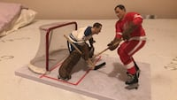 Antique Hockey Figurine Edmonton, T5W