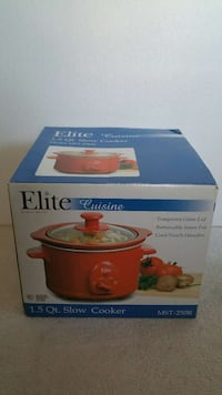 1.5 quart slow cooker (new) Oakland, 94606