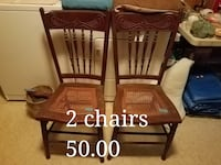 2 chairs Coopersburg, 18036