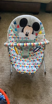 Disney Mickey Mouse Bouncer