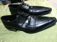Men's P a l Zileri  leather shoes size 11N  Dallas