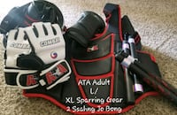 Adult ATA Sparring/Weapons Gear