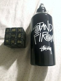 Stussy Water Bottle & Rubix Cube  Fairfax, 22031