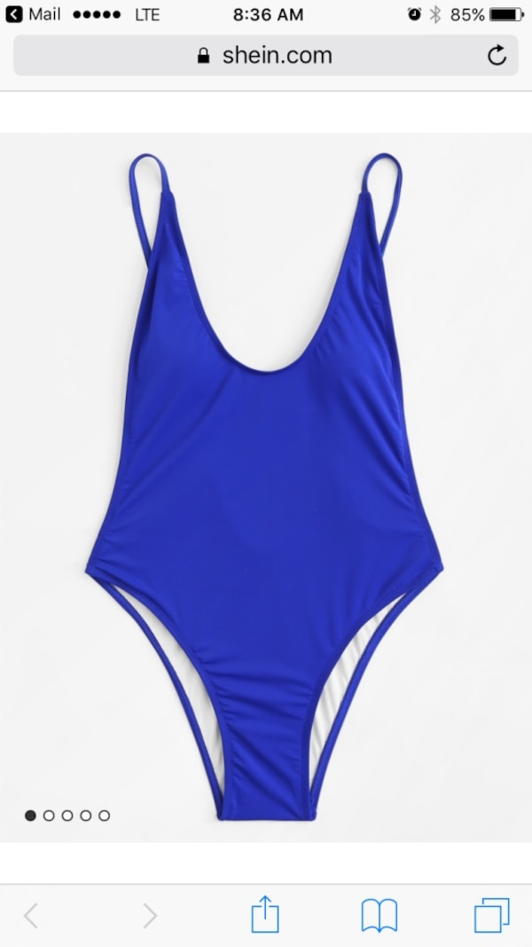 a2f0409b73 Used Brand New SHEIN One Piece Swimsuit for sale in Chicago - letgo