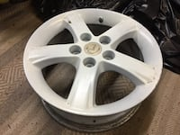 "Full set of Mazda rims 16"" Quinte West, K8N 4Z5"