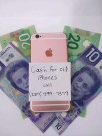 Instant CASH for old iPhones Kitchener, N2N