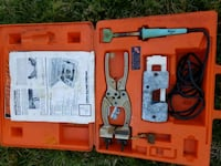Portable welding equipment/ must have collectable