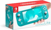 BRAND NEW NINTENDO SWITCH LITE NEVER USED