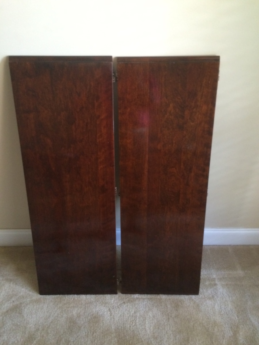 cherry wood dining room table in buford letgo