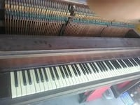 brown and white upright piano Peoria, 85345
