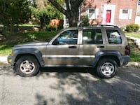 gray Jeep Grand Cherokee SUV 45 km