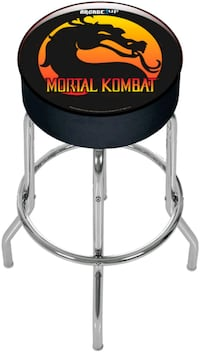 Mortal Kombat Arcade 1Up Stool ONLY Fairfax, 22031