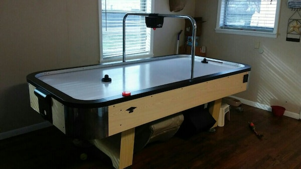 Used Classic Sport Air Hockey Table For Sale In Sherman Letgo - Classic air hockey table
