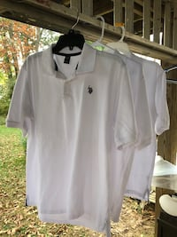 Men's shirts size M  $15 for all