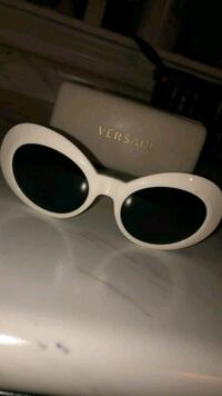 Versace sunglasses/clout goggles