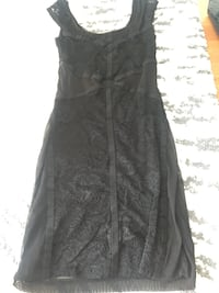 WOMEN'S BLACK LACE DRESS - SIZE SMALL  Toronto, M1H 3K2