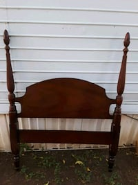 Vintage twin size headboard and footboard White Settlement, 76108