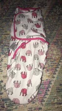Aden and Anis easy baby swaddle 0-3 m small\medium Brick, 08723