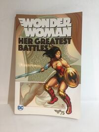 Wonder Woman graphic novel Mississauga, L5C