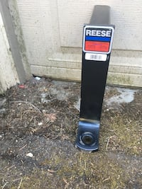 """Reese 12"""" drop hitch"""