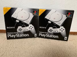 PlayStation Classic Consoles