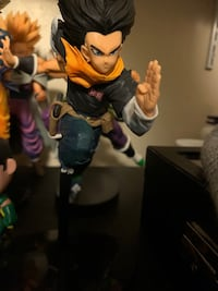 Dragon Ball Z Android 17 Figuire