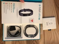 Fitbit Alta HR (heart rate) + fitness wristband - Small Arlington, 22206