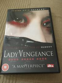 DVD Lady vengeance Madrid, 28020