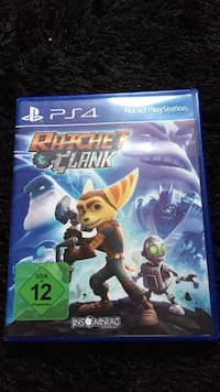 Ratchet Clank PS4 Spieletui