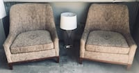 Pair Of Arm Chairs (paisley pattern)  $100 for the pair Boulder City, 89002