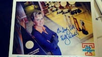 Holly Warlick Autographed Photo Lenoir City, 37772