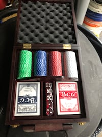 New poker set Yonkers, 10703