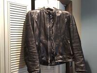 Wilson's Leather motorcycle jacket Manchester, 03109