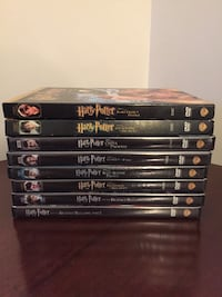 Harry Potter DVD Collection Fairfax, 22031